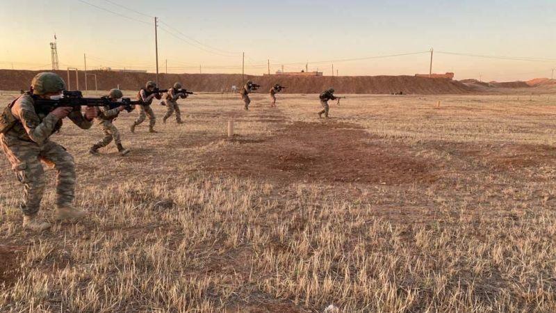 Suriye'nin kuzeyinde 8 terörist etkisiz hale getirildi