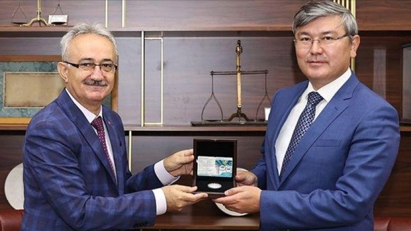 Kazakistan Bağımsızlığı'nın 30. Yılı hatıra parası basıldı