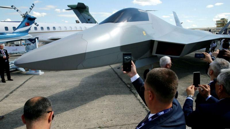 Milli Muharip Uçak'ın üretiminde yeni aşama
