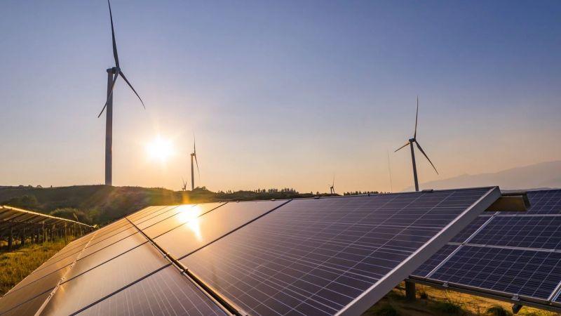 Yenilenebilir enerji yatırımları 66 milyar dolara ulaştı
