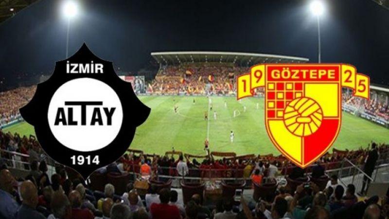 Altay Göztepe maçı özet izle, Altay Göztepe geniş özet izle!