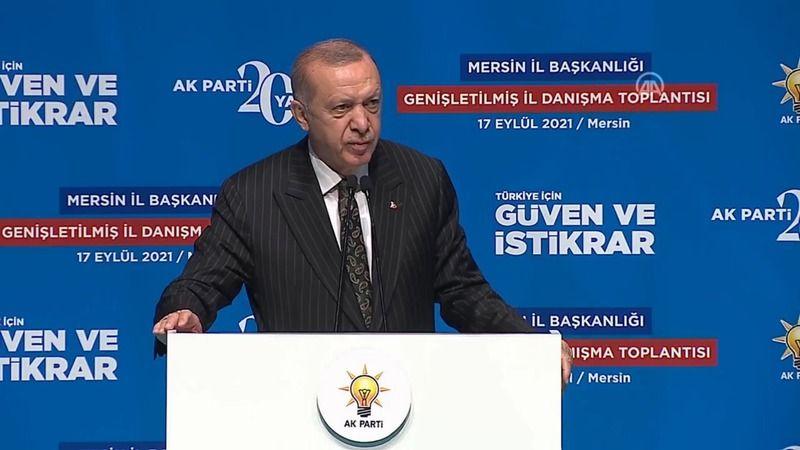 Cumhurbaşkanı Erdoğan: Muhalefetin gündeminde yalan ve yıkım var