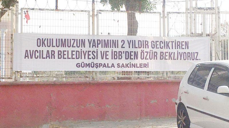 CHP'li belediyeler eğitime ket vurdu