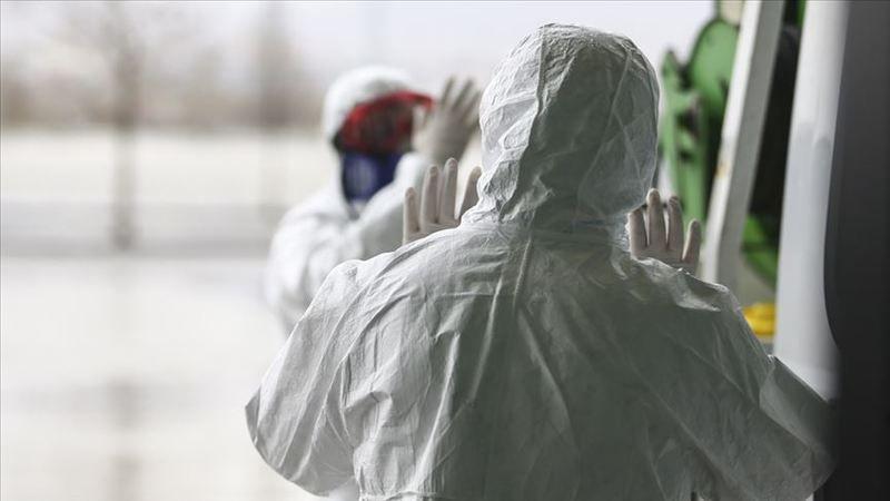 KKTC'de son 24 saatte 1 kişi Kovid-19'dan öldü