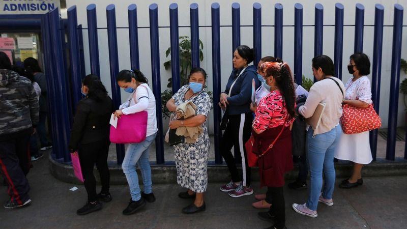 Meksika'da ölenlerin sayısı 270 bini geçti