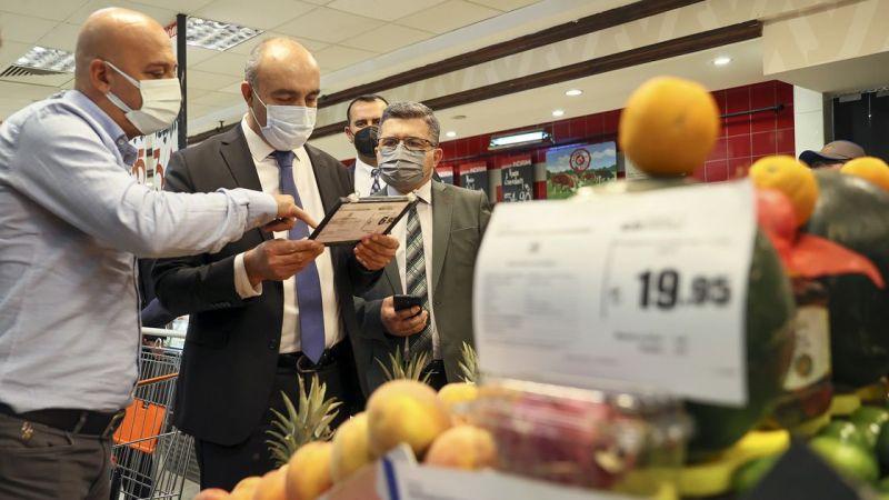 Ticaret Bakanı Muş'tan fahiş fiyatla mücadele açıklaması: Yaptırımları çok ağır olacak!