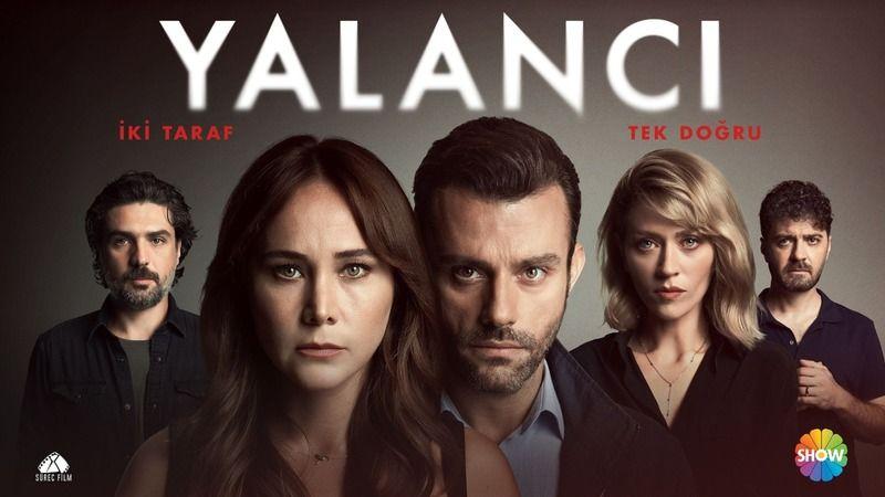 Yalancı dizisi canlı izle, Yalancı ilk bölüm izle Show TV (CANLI)