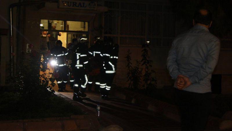 Şikayet üzerine gelen polisler apartmanda ceset buldu