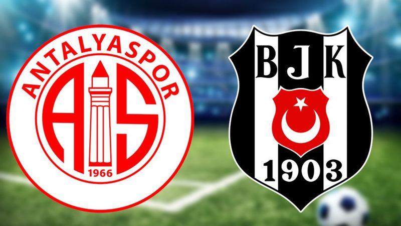 Antalyaspor Beşiktaş geniş özet izle! Antalyaspor Beşiktaş maçı özet izle (BEINSPORTS)