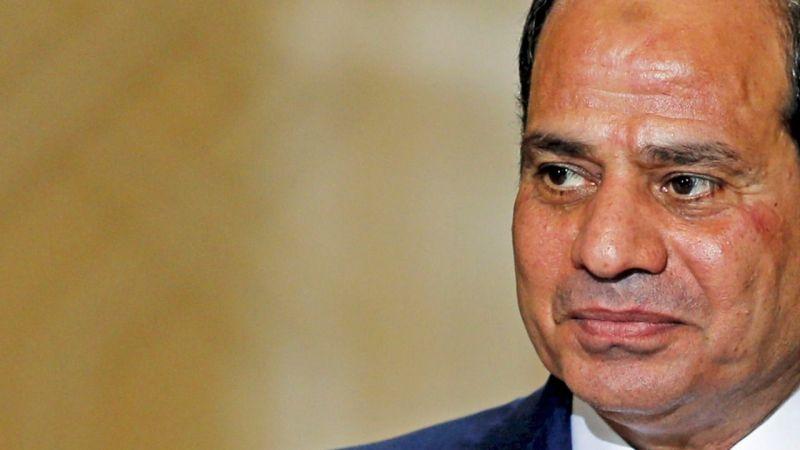 Sisi'den 'U' dönüşü mü?