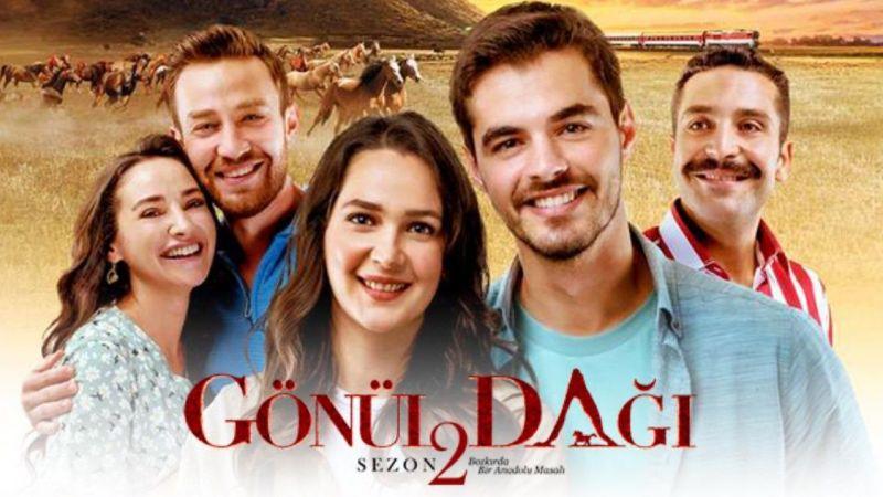 Gönül Dağı 32. bölüm canlı izle! TRT 1 ve YouTube ile Gönül Dağı canlı izle!