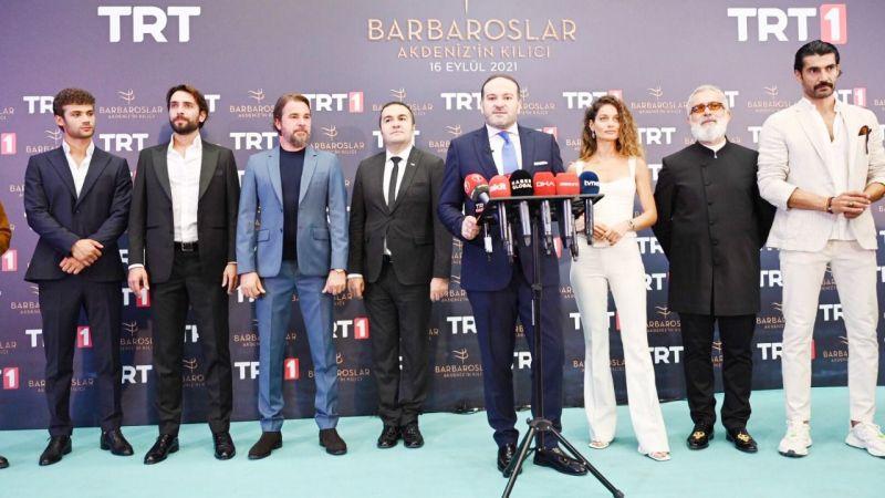 'Barbaroslar Akdeniz'in Kılıcı' zirvenin sahibi