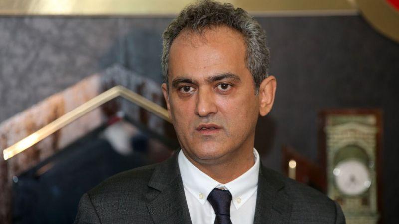Milli Eğitim Bakanı Mahmut Özer: Vaka trendindeki artış sınıflara da yansıyor