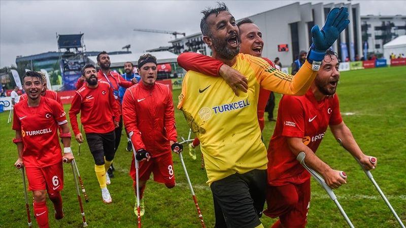 Son şampiyon Türkiye, yeniden finalde!
