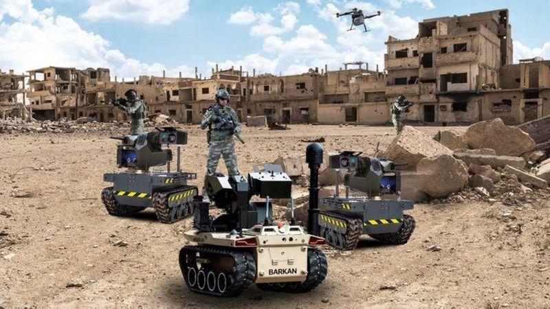 Türkiye'nin insansız ordusu operasyonlara katılacak!
