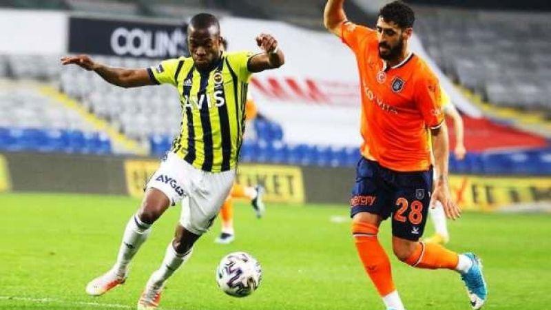Başakşehir - Fenerbahçe maçının muhtemel 11'leri