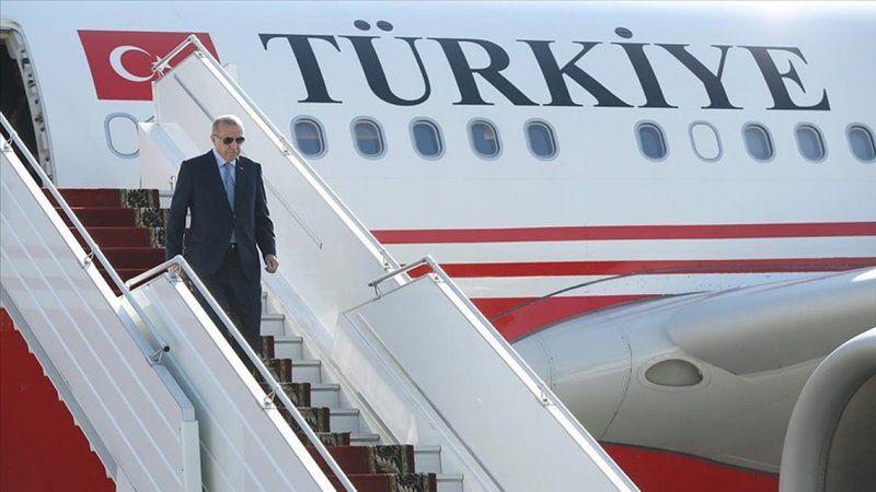 Cumhurbaşkanı Erdoğan bugün ABD'ye gidiyor