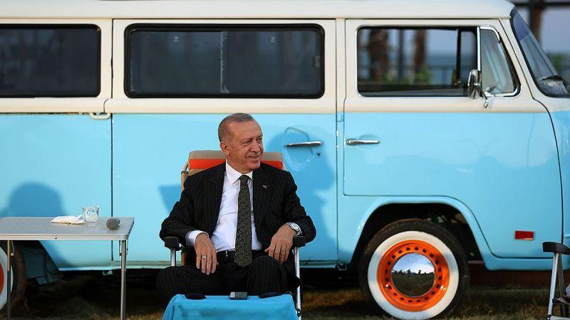 """Cumhurbaşkanı Erdoğan'dan """"kripto para"""" değerlendirmesi"""