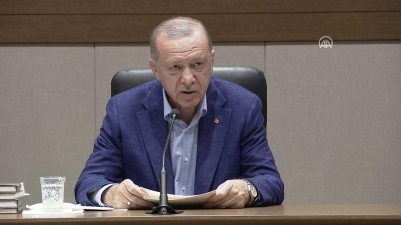 Cumhurbaşkanı Erdoğan: Fahiş fiyat zulmünün önüne geçeceğiz!
