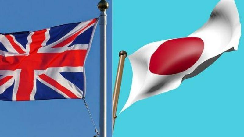 İngiltere ve Japonya'dan stratejik Hint-Pasifik hamlesi