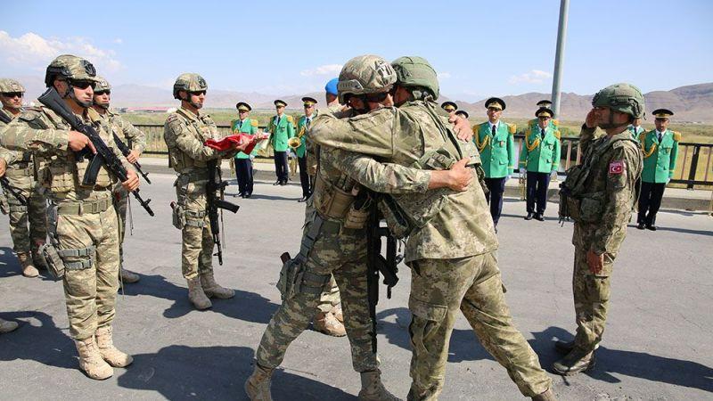 Türkiye ve Azerbaycan, ortak askeri tatbikat başlattı