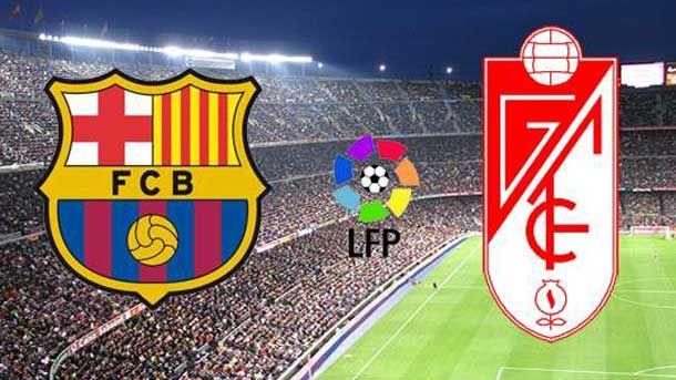 Barcelona Granada canlı izle! Barcelona Granada maçı izle (CANLI)