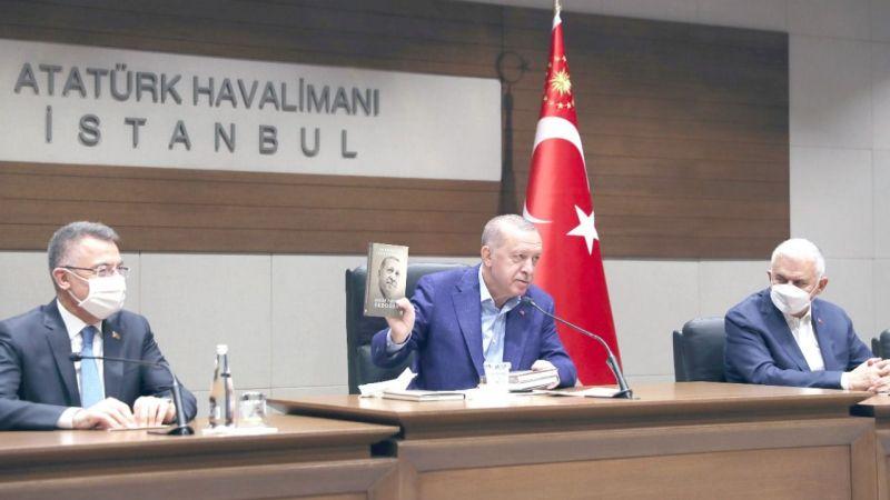 'Türkiye kimsenin kapı kulu değildir'