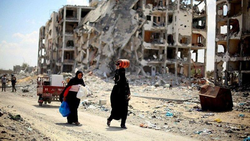 Gün ışığına hasret Filistinli muhacirler