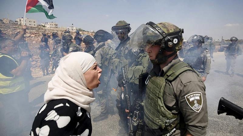 İsrail binlerce dönüm Filistin toprağına el koydu