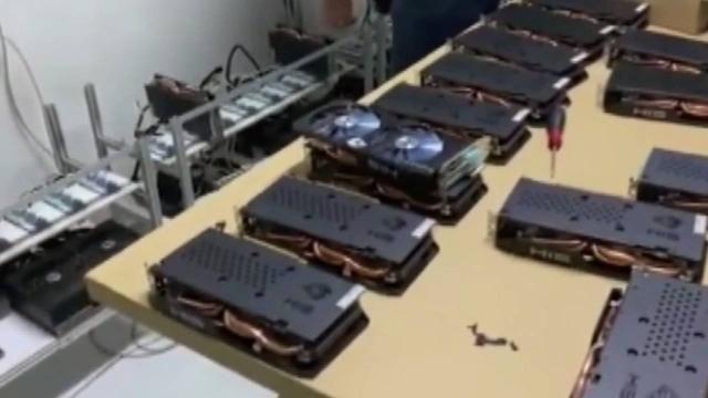 İstanbul'da kripto para operasyonu: 73 cihaz ele geçirildi