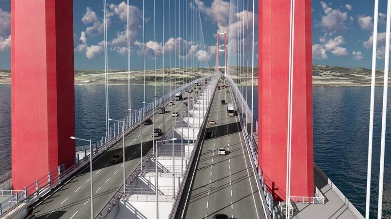 Çanakkale Köprüsü'nün geçiş ücreti ne kadar?