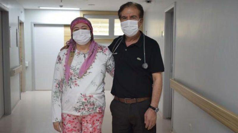 Oğullarının kına gecesinde koronavirüse yakalandılar