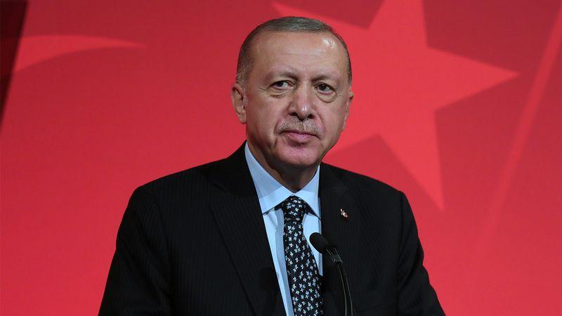 Cumhurbaşkanı Erdoğan: ABD, Afgan göçmenler konusunda daha fazlasını yapması gerekiyor