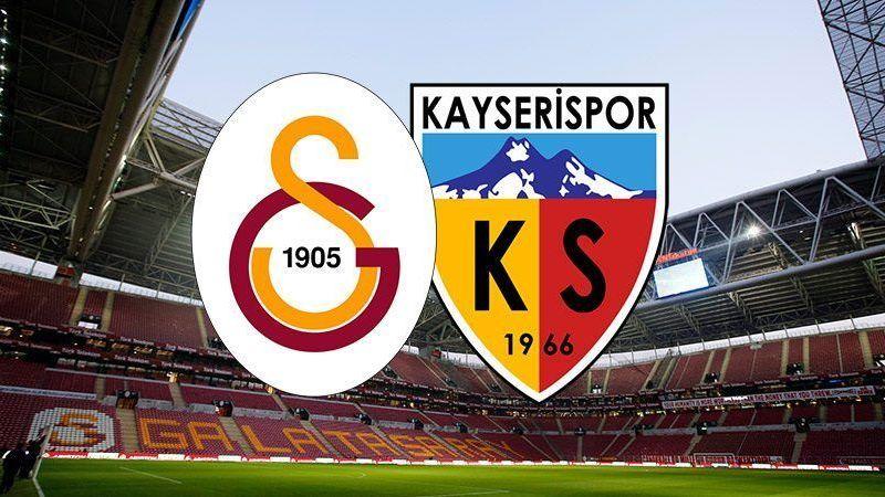 Kayserispor Galatasaray maçı canlı izle! Kayserispor Galatasaray Beinsports canlı izle, Galatasaray maçı izle (CANLI)