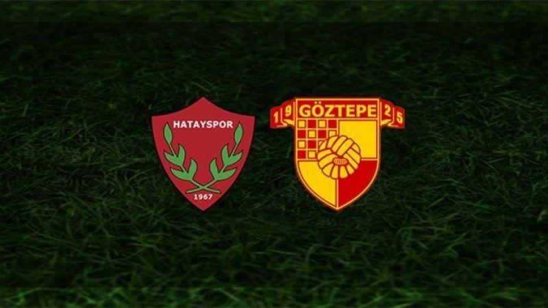 Göztepe Hatayspor maçı canlı izle! izle (CANLI)