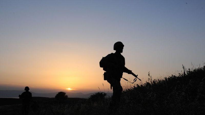 11 PKK/YPG'li terörist etkisiz halde