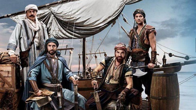 Barbaroslar Akdeniz'in Kılıcı canlı izle! TRT 1 Barbaroslar 2. bölüm canlı izle!