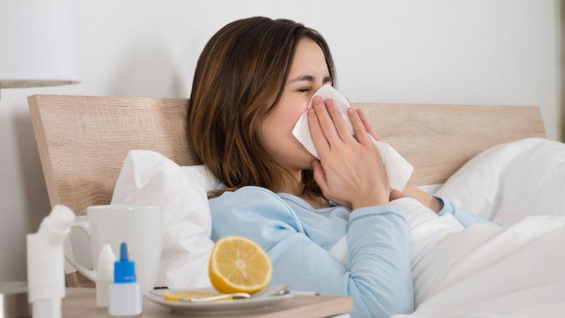 Soğuk algınlığı şikayetleri arttı | Grip önümüzdeki ay kendini gösterecek
