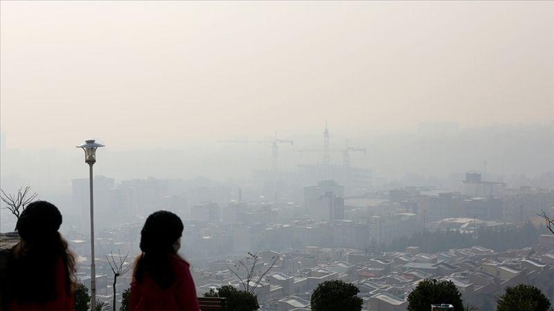 Hava kirliliği Kovid-19 salgınının seyrini olumsuz etkiliyor...