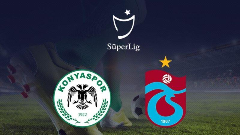 Konyaspor Trabzonspor özet izle! Konyaspor Trabzonspor geniş özet, Trabzonspor maçı özet izle (BEİNSPORTS)