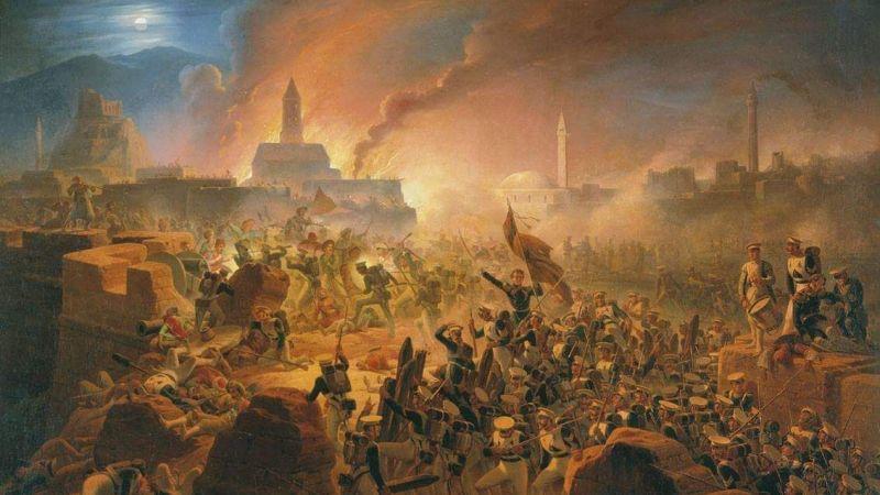 Yunanistan'ın kanlı tarihi: Tripoliçe Soykırımında 50 bin Müslüman katledildi!