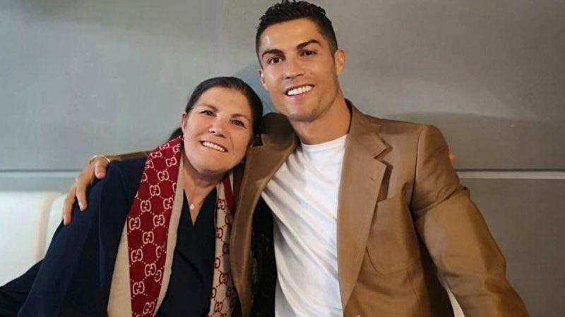 Cristiano Ronaldo'nun annesi Aveiro: Oğlum futbolu bıraksaydı, duvar ustası olacaktı
