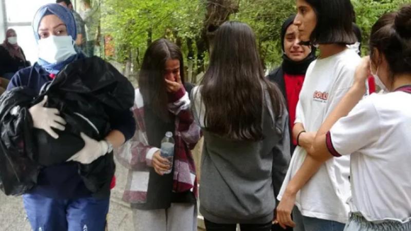 Adıyaman'da vahşet! Lise öğrencileri canlı canlı mezara gömülmüş halde bir bebek buldu