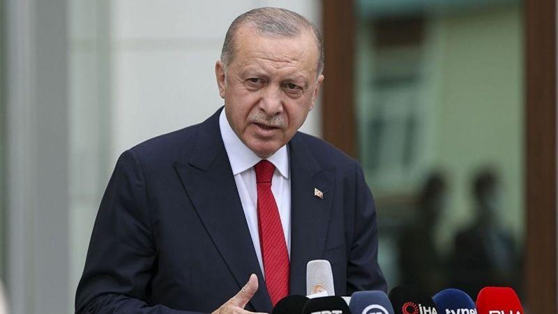 Cumhurbaşkanı Erdoğan: Suriye rejimi bizim için bir tehdit oluşturuyor