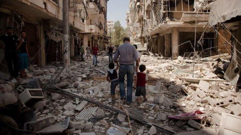 Suriye'de 350 binden fazla insan öldü
