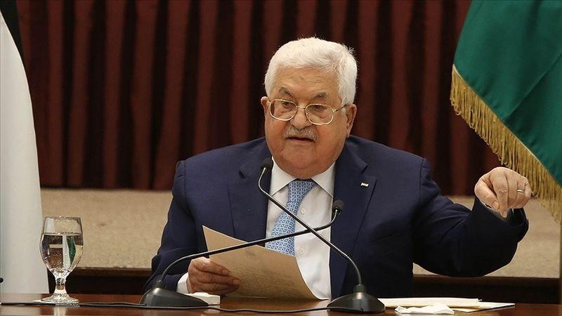 Filistin Devlet Başkanı Abbas, İsrail'in işgale son vermesi için süre tanıdı