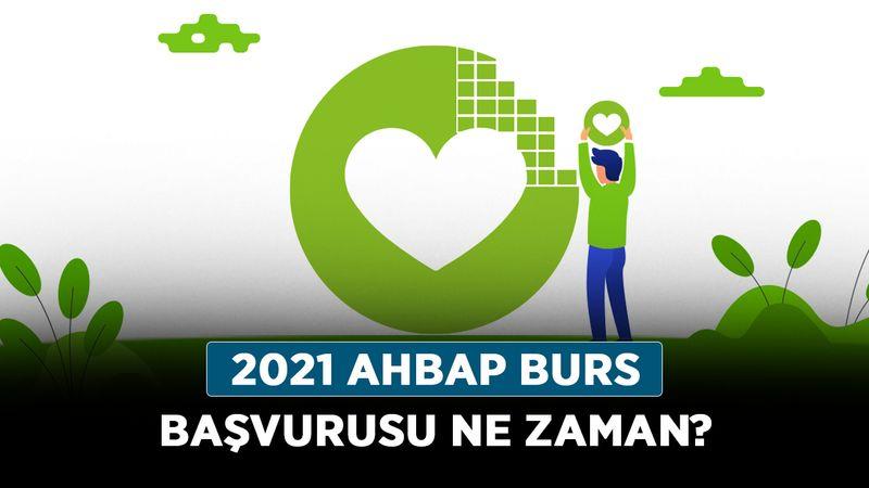 2021 Ahbap burs başvurusu ne zaman? Ahbap burs başvurusu nasıl, nereden yapılır?