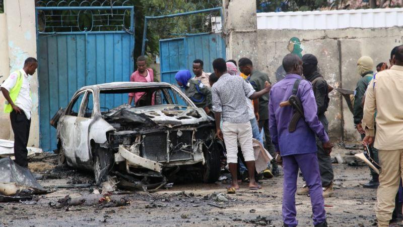 Somali'de bombalı saldırı: 7 kişi öldü