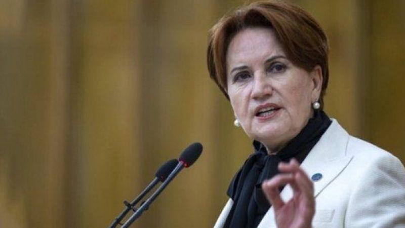 Meral Akşener: Cumhurbaşkanlığına değil, başbakanlığa adayım