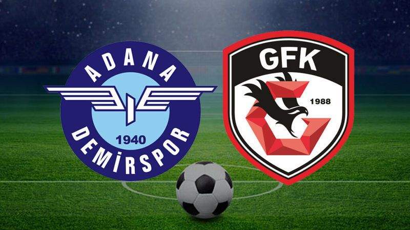 Adana Demirspor maçı izle! canlı maç izle, Adana Demirspor Gaziantep maçı izle